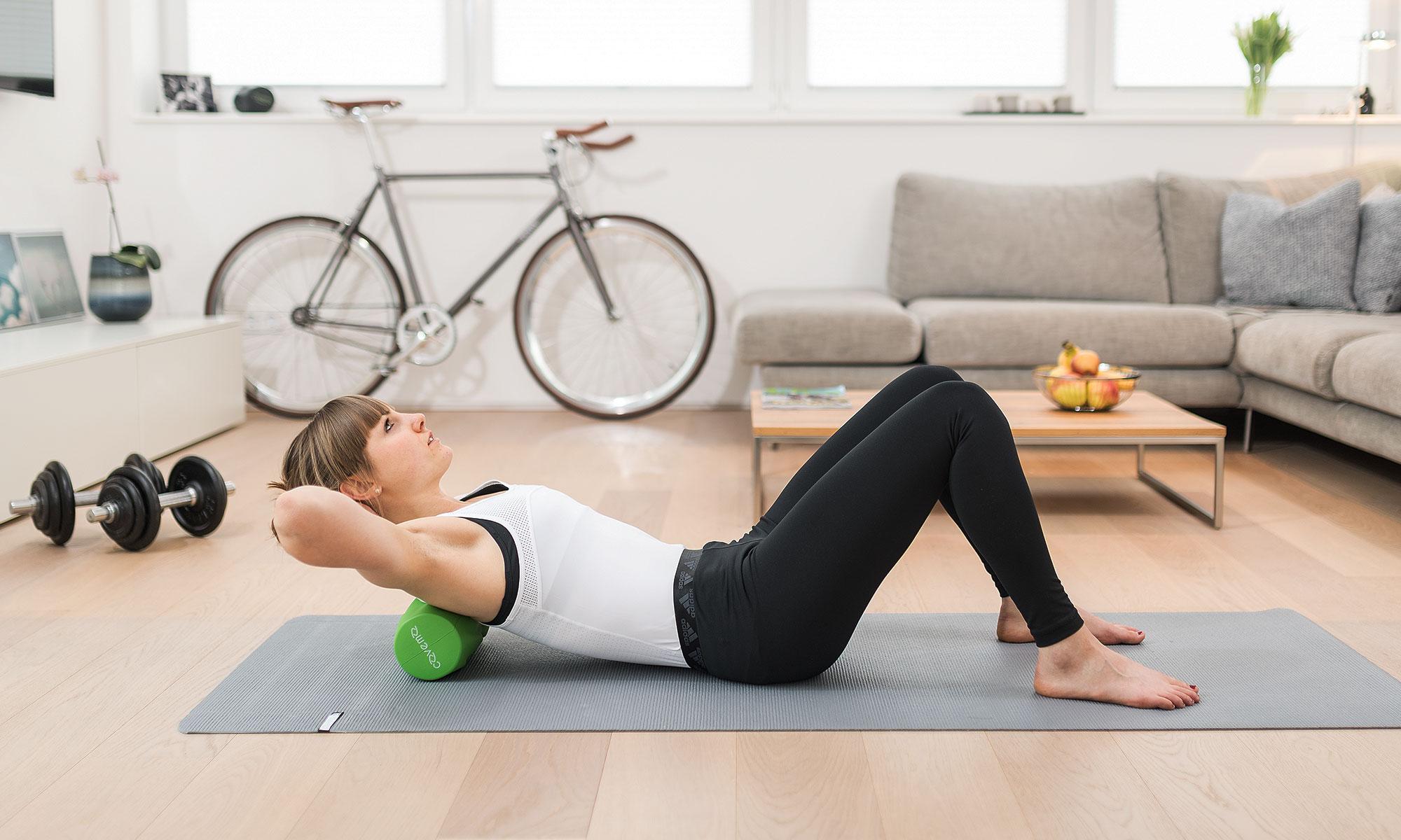COVEMO® • Covemove Basic Übung für die Brustwirbelsäule