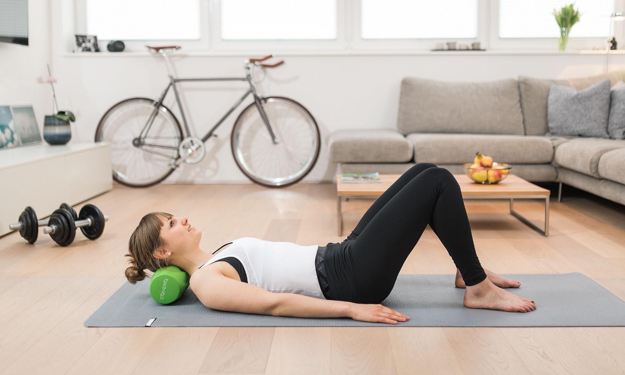 COVEMO® • Covemove Basic Übung für Nacken und Halswirbelsäule