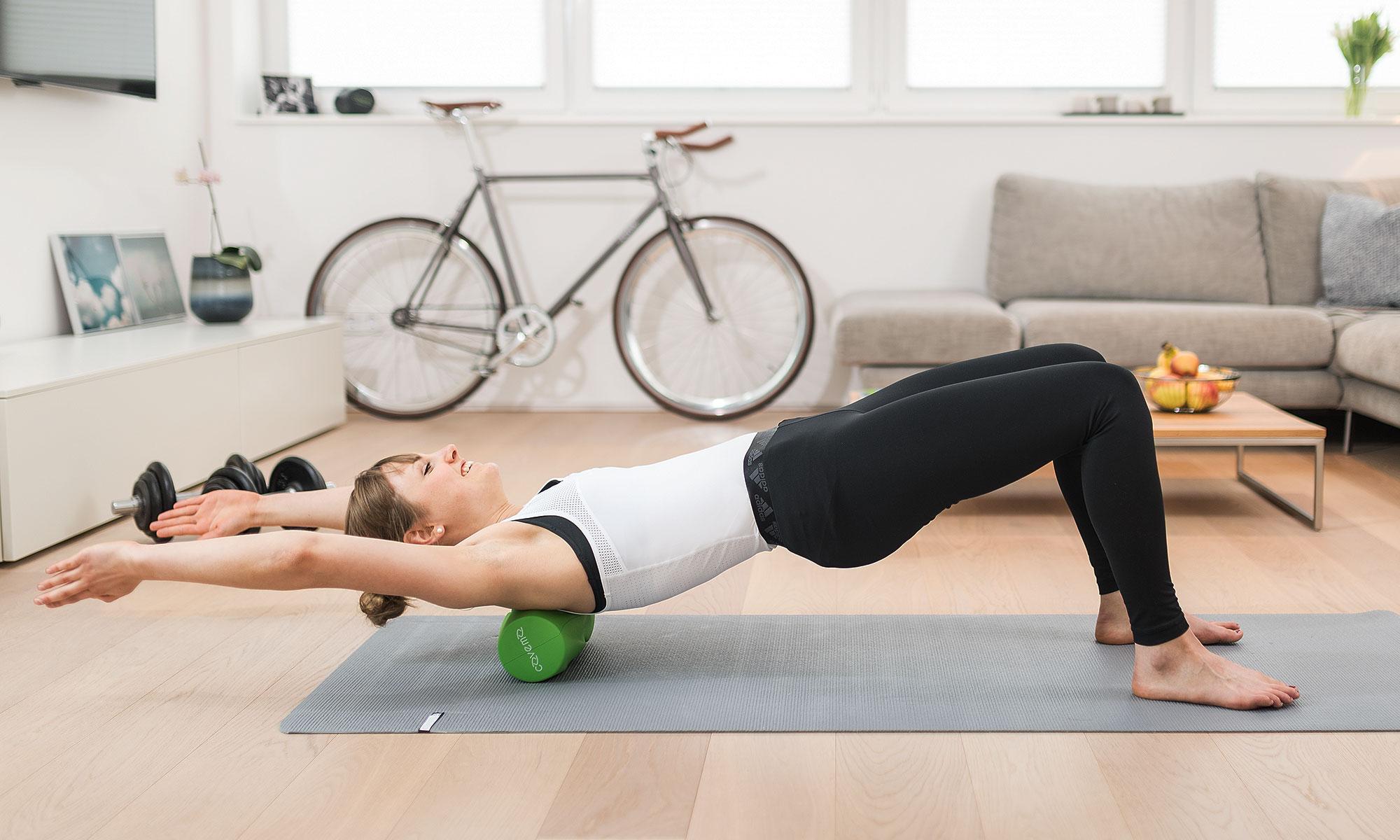 COVEMO® • Covemove Advanced Übung für die Brustwirbelsäule und den Schulterbereich